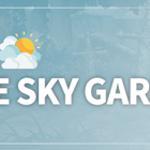 On a sunny day🌞 Run to the Sky Garden!