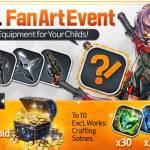 [EVENT] 🗡️EQUIPMENT🛡️ Fan Art Event