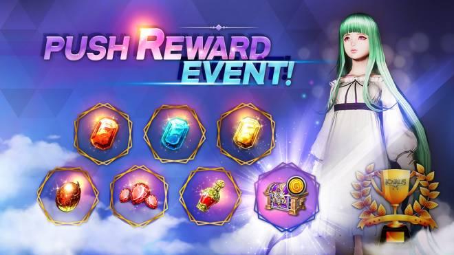 Icarus M: Riders of Icarus: Event - Push Reward | March 22 - 25, 2021 image 2