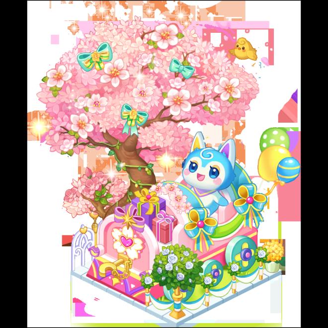 萌萌餐廳: ●  活動 - <弗林的櫻花火車> 幸運寶箱紅利活動   image 2