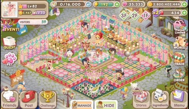 My Secret Bistro: [Closed] Best Cherry Blossom Interior Content - IGN: Jaba•Yume image 2