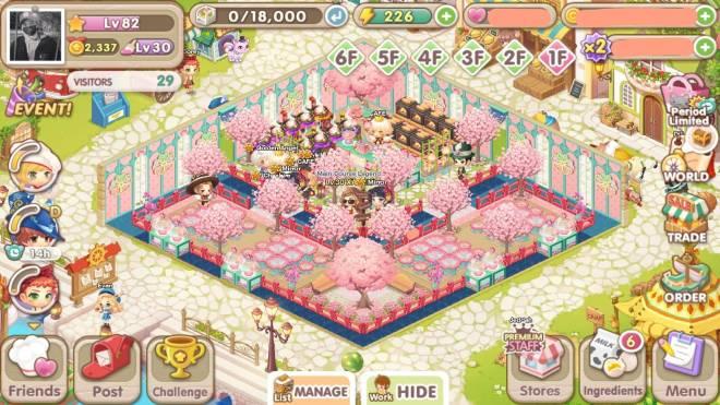 My Secret Bistro: [Closed] Best Cherry Blossom Interior Content - IGN : XALEN image 2