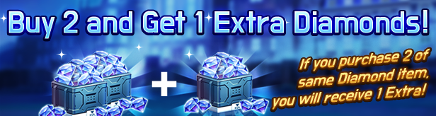 Noblesse:Zero: Events - Buy 2 and Get 1 Extra Diamonds!                               image 3