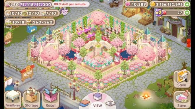 My Secret Bistro: [Closed] Best Cherry Blossom Interior Content - Ign: AnRuoMei  image 1