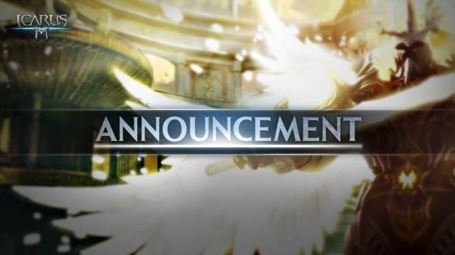 Icarus M: Riders of Icarus: Notice - Special Log-in Rewards has been sent! image 2