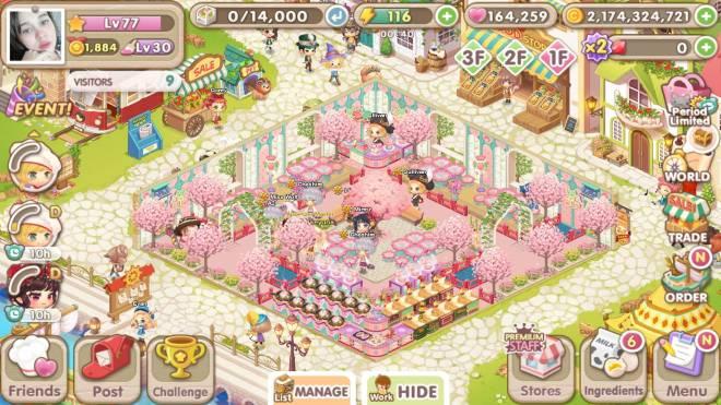 My Secret Bistro: [Closed] Best Cherry Blossom Interior Content - IGN : haeyuna image 2