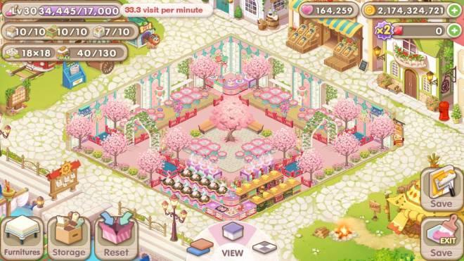 My Secret Bistro: [Closed] Best Cherry Blossom Interior Content - IGN : haeyuna image 1