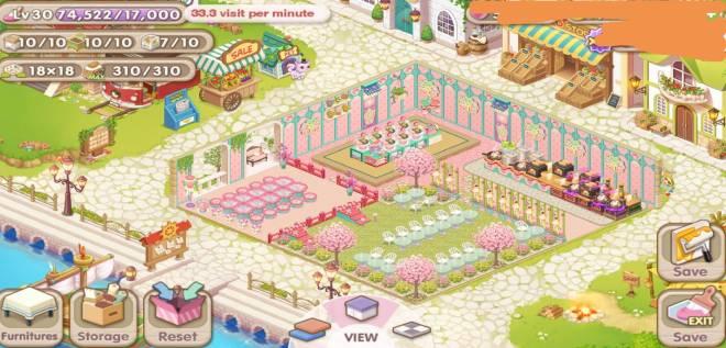 萌萌餐廳: [結束] 櫻花主題最佳餐廳裝飾 - ID: AAASHLEY image 2