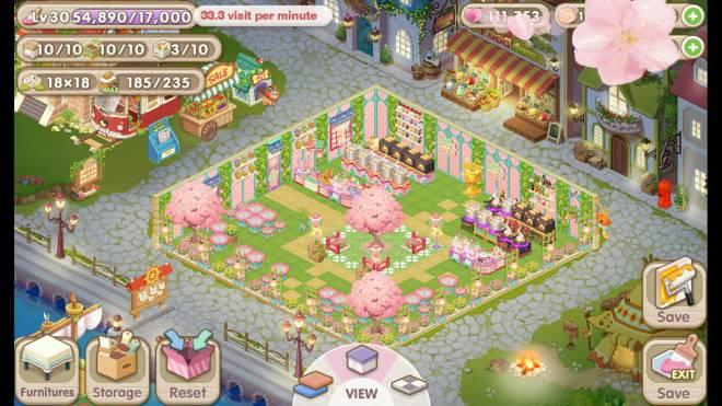 My Secret Bistro: [Closed] Best Cherry Blossom Interior Content - ID : xGwina image 2