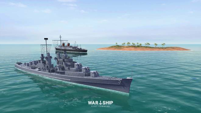 Warship Fleet Command: Notice - Pre-update Notices on WFC 2.0 / EP.2 image 8
