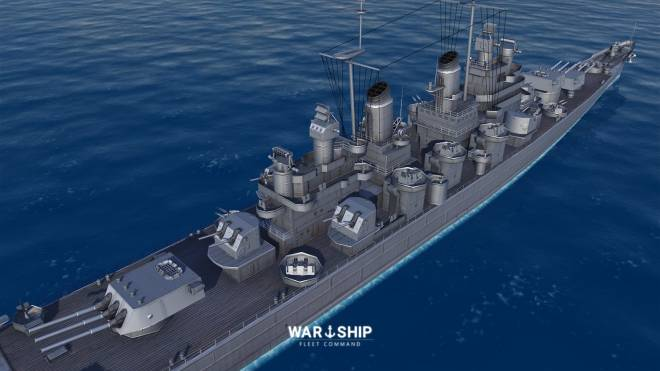 Warship Fleet Command: Notice - Pre-update Notices on WFC 2.0 / EP.2 image 6