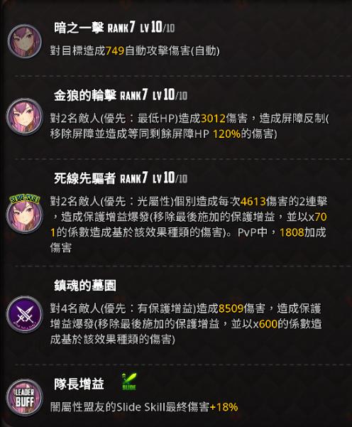 命運之子: 歷史新聞/活動 - 21/04/08 改版公告 image 25