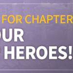 Let's Get Ready for Chapter 10! Choose your Chance Up Heroes!
