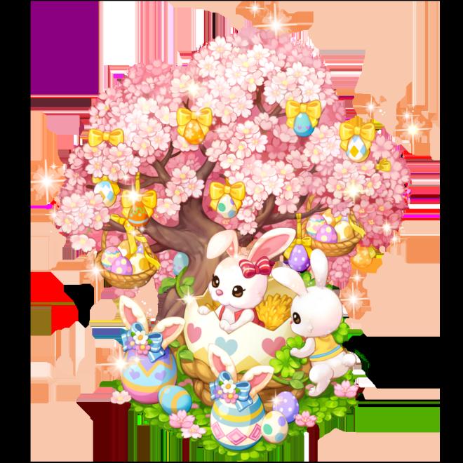 萌萌餐廳: ●  活動 - [康妮的雞蛋樹] 幸運寶箱活動 image 2