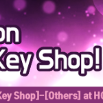 XP Potions on Key Shop!