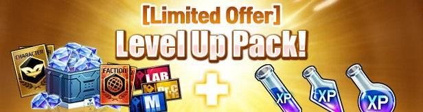 Noblesse:Zero: Events - Level Up! Pack! image 1