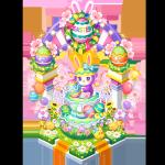 [復活節兔子噴泉]幸運寶箱紅利活動
