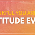 Show How Thankful You Are! May's Gratitude Event!