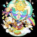 [奧茲的魔法師熱氣球] 神秘幸運寶箱紅利活動