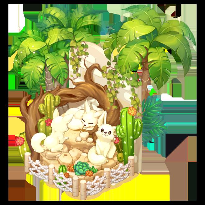 My Secret Bistro: ● Event - [Fennec Fox Zoo] Lucky Box Event image 3