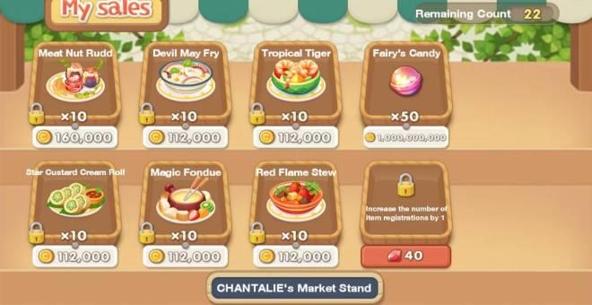 My Secret Bistro: ● Open Forum - Buy candies and get 10 sets PP QD + 2 sets Meat Nut image 2