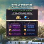 🎉Event. Invite your Friend to the Adventure of Dragon Chronicles!