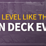 Challenge this level like that!! Sky Garden Deck Event!