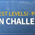 Go to the highest levels! - Part II Sky Garden Challenge!