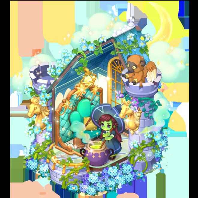 萌萌餐廳: ●  活動 - VIP [西方魔女的月光工坊] 神秘幸運寶箱紅利活動 image 2