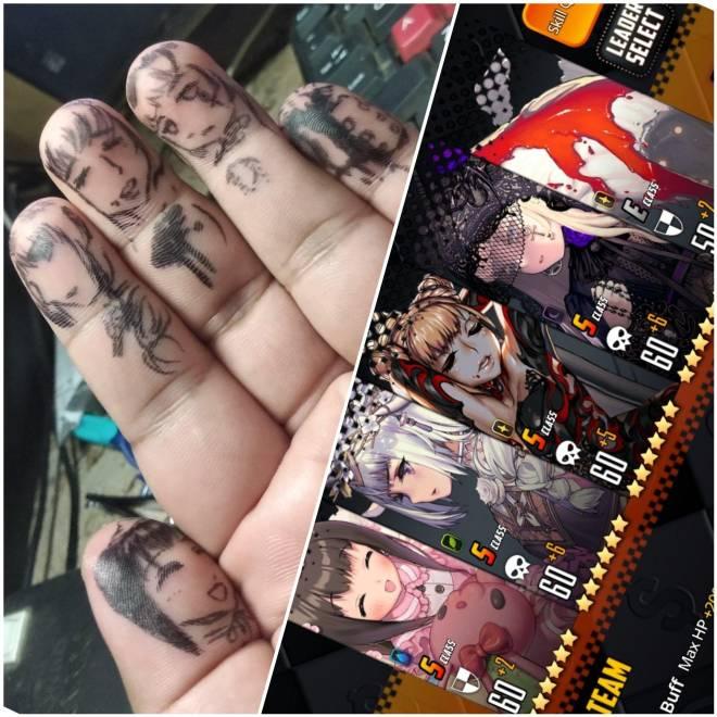 DESTINY CHILD: PAST NEWS - [NOTICE] Five Fingers Event Winners image 3