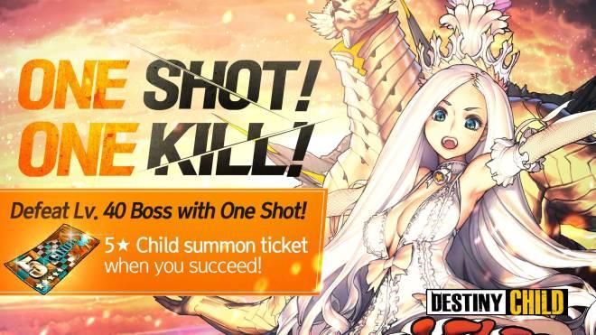 DESTINY CHILD: PAST NEWS - [EVENT] One Shot, One Kill image 1