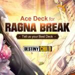 [EVENT] Ace Deck for Ragna Break