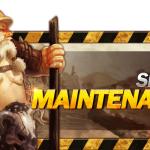 [Complete] Maintenance - 6.23.2021