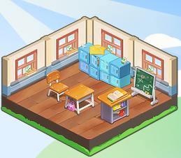 ごろごろこねこ: イベント - 【イベント】新テーマ「私立猫学園」高級家具アイテム登場 image 3