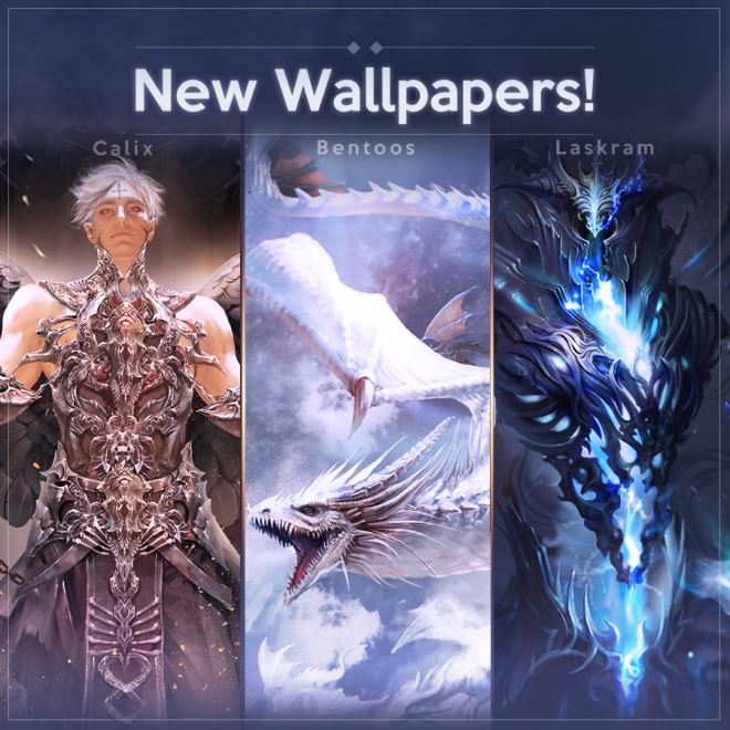 Dragon Chronicles: Open Forum - 🆙New Cards Wall Papers 📱 are ready for you! image 1