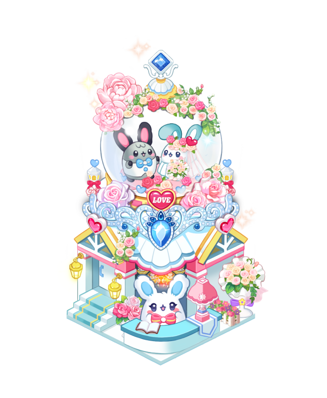 My Secret Bistro: ● Event - [Wedding Jewelry Shop] Lucky Box Accumulated Usage Event image 3