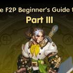 Complete F2P Beginner's Guide to AWTG: Part III