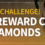 Dragon's Trial Challenge: Open the Reward Chest and get diamonds!