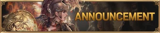 VERSUS : REALM WAR: Announcement - [Kingdom 2] Commanders Returned to Battle! image 1