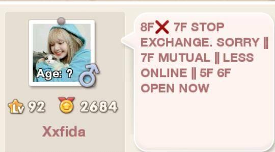 My Secret Bistro: ● Open Forum - [CLOSED] LF exchange for My Friend image 3