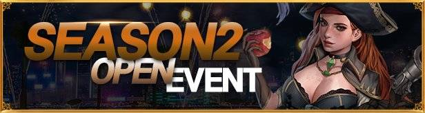 VERSUS : REALM WAR: Announcement - Season 2 Event Notice (Extended) image 1