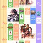 📆麗莎的活動月曆:2021年7月號