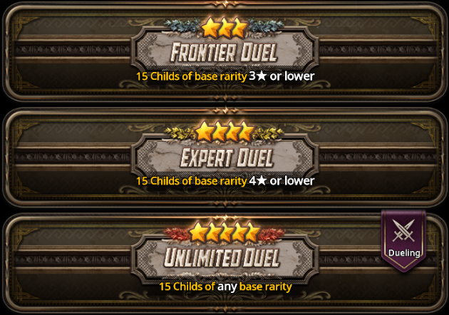 DESTINY CHILD: GUIDE - Endless Duel Guide image 3