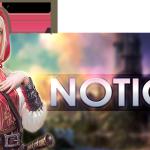 [Notice] Maintenance Schedule Delay Announcement