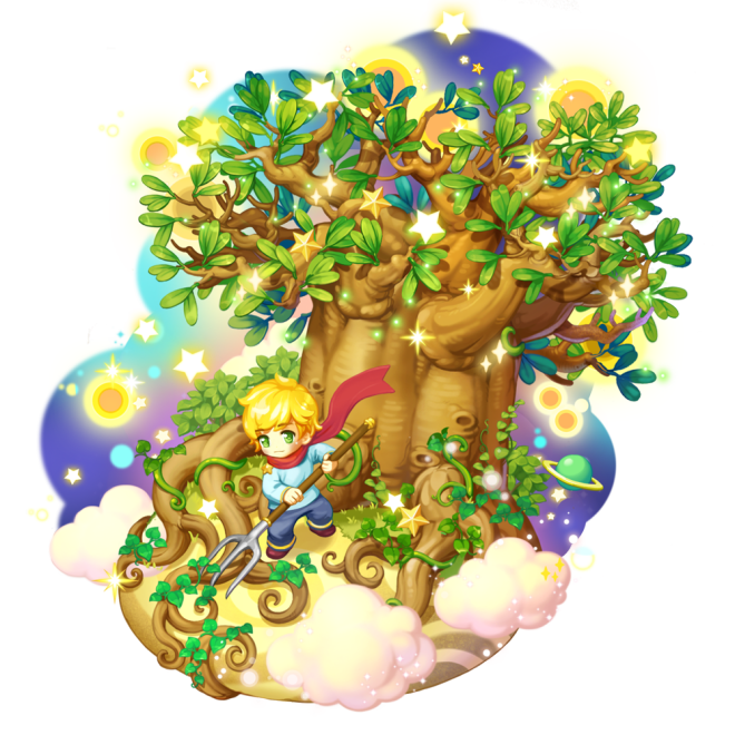My Secret Bistro: ● Event - [Little Prince and Baobab Tree] Package Notice   image 3