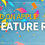 Kyah! Featured by Apple! Get Your Celebratory Reward!