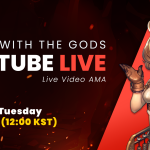 Along with the Gods AMA is today!