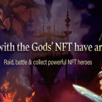 PlayDapp launches blockchain/NFT update of Along with the GodsRPG