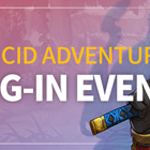 August with Lucid Adventure! Special Login Event!