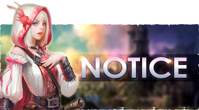 Dragon Chronicles: Notice - [Complete] Maintenance 2021. 8. 12  image 1
